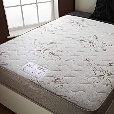 Happy Beds Stress Free Memory Foam Pocket Sprung Mattress Bedroom Furniture - low-cost UK light store.