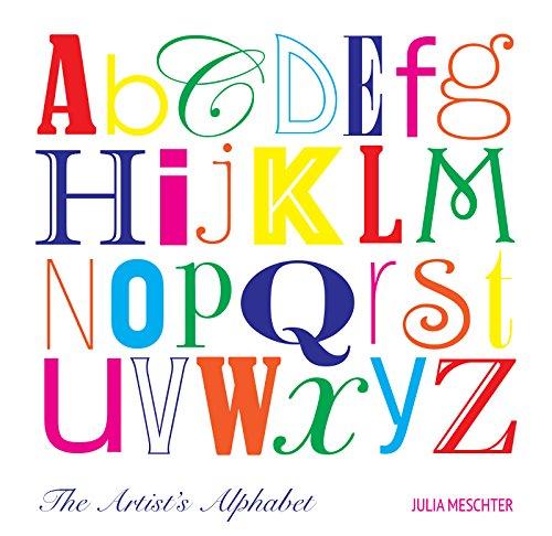 The Artist's Alphabet por Julia Meschter