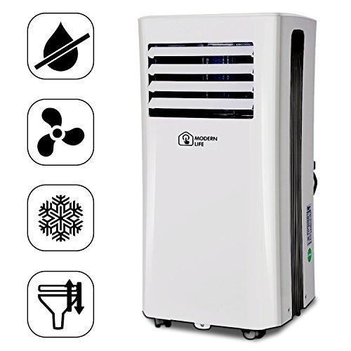 Modern Life aire acondicionado portátil 9000 BTU refrigeración unidad para oficina de...