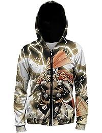 Sudadera Thor ligthning hoodie MV-MA031