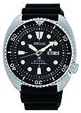 Seiko - SRP777K1 - Montre Homme - Automatique - Analogique - Aiguilles lumineuses - Bracelet plastique noir