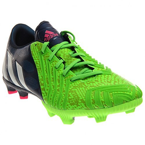 Adidas Predator Absolion Instinct FG Soccer Cleat Blue 10 D(M) US