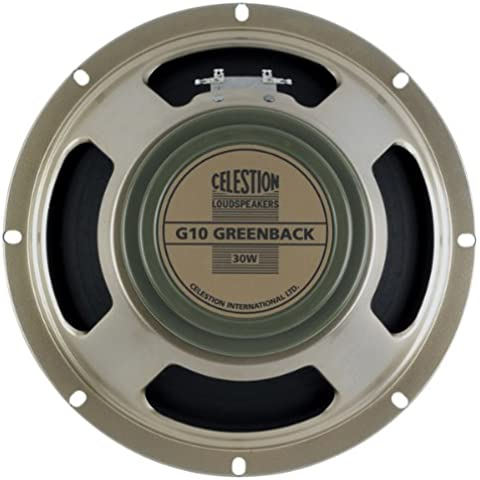 G10 altoparlante Celestion Greenback (8 Ohm)