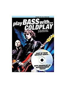 Play Bass With... Coldplay. Partitions, CD pour Guitare Basse(Symboles d'Accords), Tablature Basse(Symboles d'Accords)