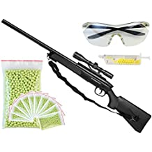 Swiss Arms Black Eagle Sniper Rifle M6 Airsoft 0,49 joules 201380
