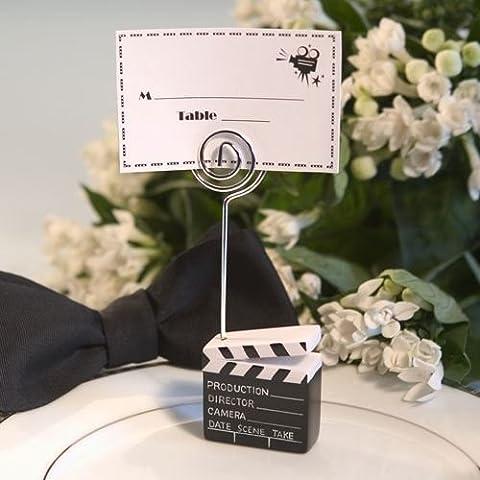 6 assicella Nome di stile / Memo Luogo carte nota nozze titolari favori Regali - (2 Pack) - Carta Regalo Della Santa Titolare