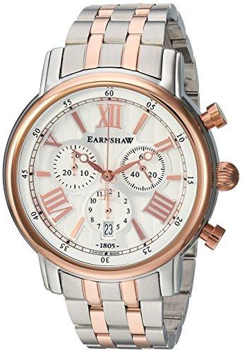 Thomas Earnshaw ES-0016-44 - Reloj de cuarzo, 43 mm