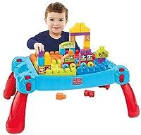 Mattel Mega Bloks CNM42 - Bau und Spieltisch