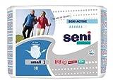 Seni Active Pants Small (8 x 10 Stk.) Bauchumfang 55 - 85 cm bei mittlerer und schwerer Inkontinenz