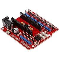 1pcs Fuer Arduino Nano Prototyp Schild I / O-Board-Erweiterungsmodul