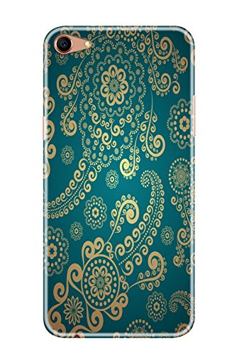 finest selection 8b7a6 0b4c7 Hupshy Oppo A83 Cover/Oppo A83 Back Cover/Oppo A83 Designer Printed Back  Case & Cover (1P488)