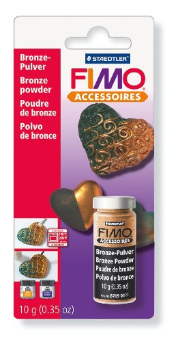 FIMO Metallic -Pulver bronze 10 gr.