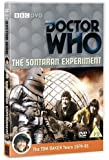 Doctor Who - The Sontaran Experiment [UK Import]