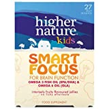 Higher Nature Kids Smart Focus 27 jelly rounds