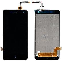 Reparación y reemplazo LCD Display + pantalla táctil frontal digitalizador Asamblea de cristal + herramientas gratuitas Kits de alta definición de repuesto para ZTE Blade L3 negro