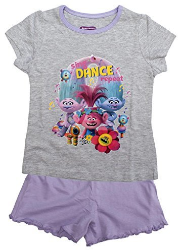 girls-official-dreamworks-trolls-poppy-sing-dance-shorty-pyjamas-sizes-from-4-to-10-years