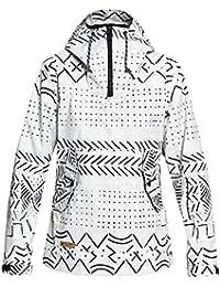 DC Mujer Chaqueta de esquí Snowboard Skyline JKT J, Mujer, Color Silver Birch mud