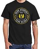 - Hero Academy - Boys T-Shirt Schwarz, Größe 3XL