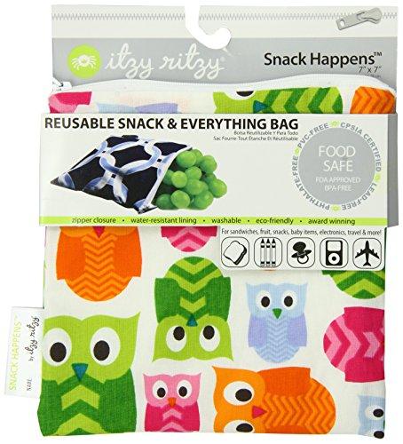itzy-ritzy-snack-happens-bolsa-reutilizable-para-guardar-comida-diseno-de-buhos