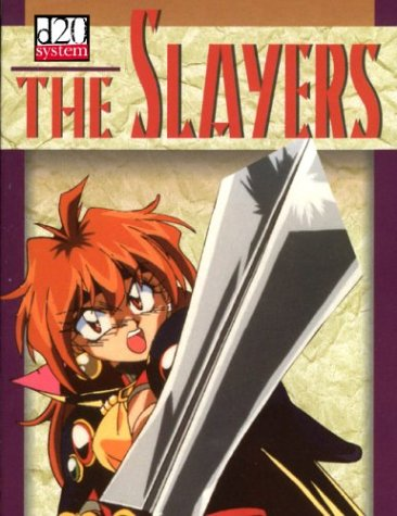 The Slayers: d20 System Role Playing Game por Michelle Lyons
