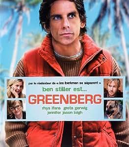 Greenberg [Blu-ray] [Import belge]