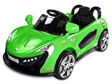 Auto elettrica Aero è una classica convertibile sportiva.E 'alimentato da due potenti motori elettrici, alimentati da due batterie con una capacità totale di 8Ah (12V). Aero è dotato del clacson ed il suono nel volante, connessione MP3, cont...