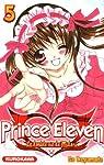 Prince Eleven - La double vie de Midori Edition simple Tome 5