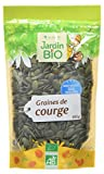Jardin Bio Graines de Courges 100 g - Lot de 6...