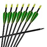 Best Paquetes de caza arco compuesto - 3Z Archery 12pack Arrows Arco de Caza de Review