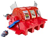Mattel Disney Cars BCD20 - Micro Drifters Multi-Fahrzeugstarter, inklusive 1 Fahrzeug