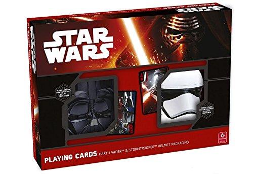 Cartamundi 108301927Star Wars Darth Vader Storm & Storm Trooper Duo Helm Set Preisvergleich