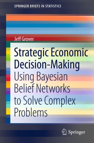 Strategic Economic Decision-Making: Using Bayesian Belief Networks to Solve Complex Problems: 9 (SpringerBriefs in Statistics)