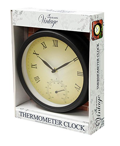 garden-traditional-garden-clock-and-thermometer