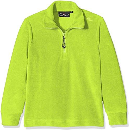 CMP Jungen Fleece, Lime Green, 140 (Jungen-lime Green)