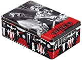 Item Star Wars Caja, Metal, Negro, 7.0x20.0x13.0 cm