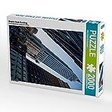 CALVENDO 4059478945432 Empire State Building 2000 Teile Lege-Größe 67 x 90 cm Foto-Puzzle Bild von Grimm Photography Mike, Weiß