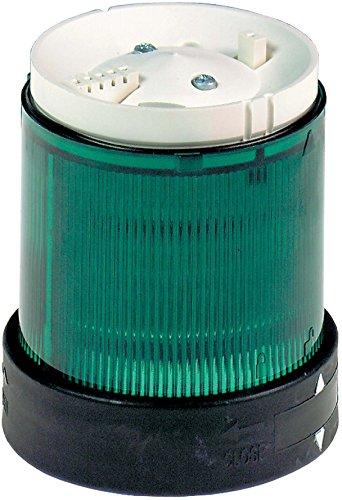 48 Bank (Schneider Electric XVBC4B3Objektiv Einheit 24V grün aus, Bank Objektiv 48VDC 10W + Optionen, Teilenummer)