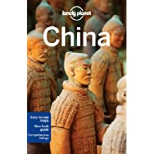 Lonely Planet China, English edition