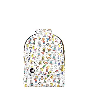 Mi-Pac Mi-Pac Mini Backpack Peanuts – Gang Mochila Infantil 33 Centimeters 10.5 Multicolor (Gang)