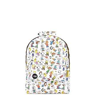 Mi-Pac Mi-Pac Mini Backpack Peanuts – Gang Mochila Infantil 33 Centimeters 10.5 Multicolor (Gang)