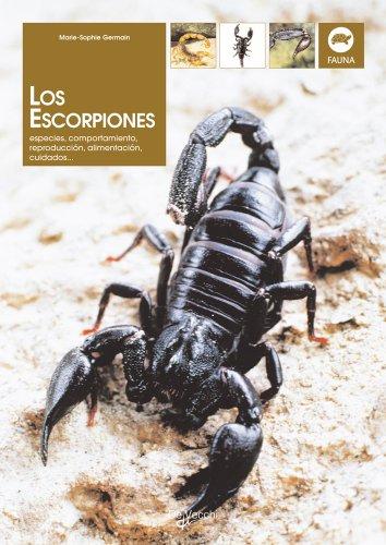 Los escorpiones (Animales) por Marie-Sophie Germain
