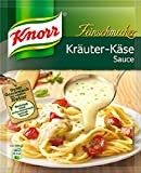 Knorr Feinschmecker Kräuter-Käse Sauce, 250 ml