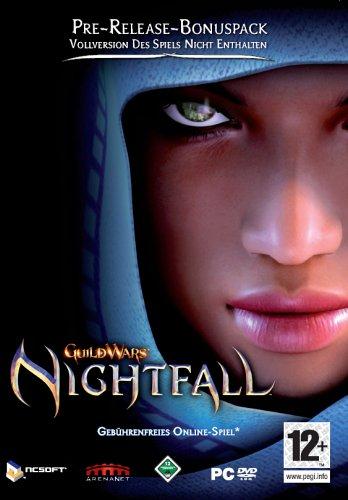 Guild Wars Nightfall - Pre-Order-Pack Nightfall Pc