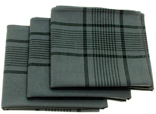 Bundeswehr Taschentuch, Größe 50 x 50 cm, 3-er Pack