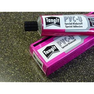 Tangit PVC-U special adhesive 125g Tube Glue PVC 66 Euro Cutting Plates