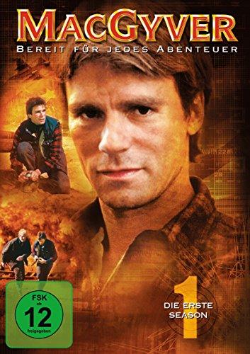 MacGyver - Season 1 [Edizione: Germania]
