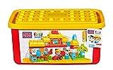 Mattel Mega Bloks First Builders DCL34 Themenbox - Großer Bauernhof