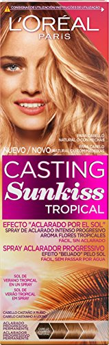 L'Óreal Paris Casting Sunkiss Tropical, Spray Aclarado Progresivo - 1 Spray Aclarado Progresivo
