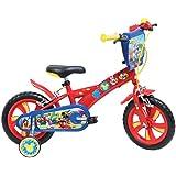 Mondo 25112.0 - Bicicleta infantil (ruedas de 30 cm), diseño de Mickey