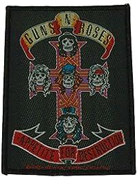 Guns 'N' Roses–Appetite for Destruction [Patch/parche, tejida] [SP2622]